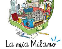 """""""La mia Milano"""" guida per bambini di Milano"""