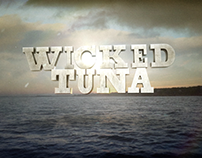 WICKED TUNA LOGO BUMPER