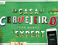 Em Casa de Cervejeiro Todo Mundo é Expert | HEINEKEN