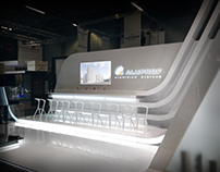 Stand exhibition for Aluprof Polyclose 2016
