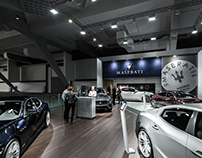 Maserati @ Brussels Motor Show 2019