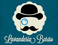 Logotipo - Lavanderia Barão