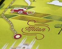 Milan-Tirano Map {B.there mag}