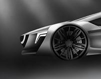 Hyper Car Concept