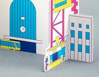 Papercraft City Kit