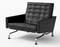 Leather Armchair CL02