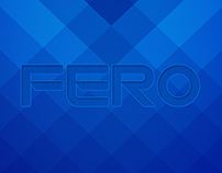 Fero Mobile - Logo Animation and Wallpaper Design