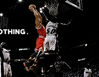 Adidas Basketball Advertisement