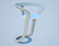 chair design (3dsmax)