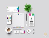 Where colours come to life - Kamelia Branding