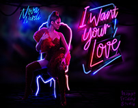 I Want Your Love - Nova Nardi (2018)