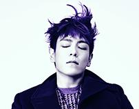 Edit | BIGBANG T.O.P for Dazed and Confused Korea