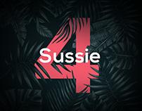 Sussie4 | Unfold ArtCover