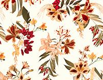 Peruviam Blossom - Primavera 19 Dimy