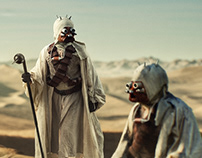 People Of The Sand