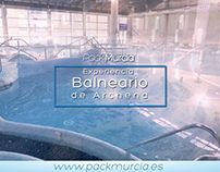 Balneario de Archena - Pack Murcia 2 noches