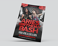 Party Flyer Design