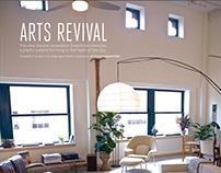 ALIVE Magazine: Arcade Lofts Advertorial