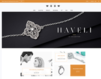Jewelry Demo for WOOW Theme !