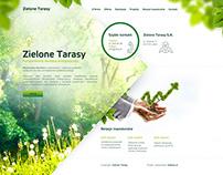 Zielone tarasy