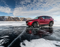 Lake Baikal with Mazda CX-5