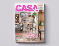Revista CASA CLAUDIA (2014-2015)