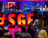 Richard Branson at Synergy Global Forum 27-28 Nov 2017