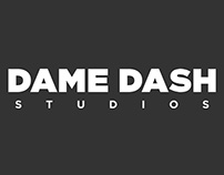 Dame Dash Studios coming soon website