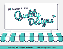 Journey to your quality design - Surgetopia