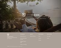 OneVision Resources Responsive Website Design