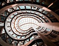 A-Symmetric Architecture