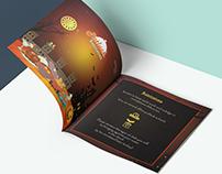 Potluck Invitation/Brochure