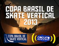 Copa Brasil de Skate Vertical 2013