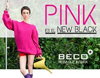 "BECO: Mailing ""Pink es el New Black"""