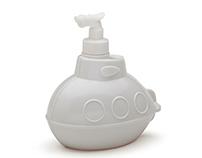 Soapmarine / Liquid soap dispenser