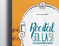 Recital Sol La Si