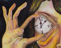 """""""Die Zeit verrinnt"""" (time is running)"""