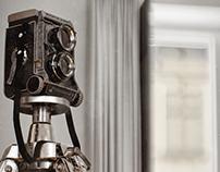 Camera. CGI.