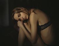 Model: Yasya Goncharuk