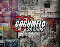 DESIGN :: catálogo 30 anos cogumelo records