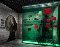 Living To Kill, Exhibition on Serial Killers