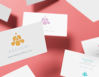 Abayomi - Logo & Business Card