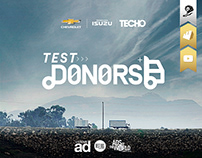CHEVROLET | Test Donors