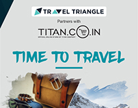 Titan-TravelTriangle Alliance Campaign