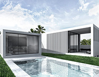 VISUALIZATION OF COSTA HOUSE