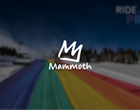 Idea: Mammoth Mountain - Ride With Pride