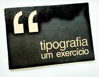 Tipografia_um exercício_2002