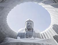 Hill of the Buddha / 头大佛殿