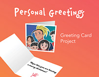 """""""Personal Greetings"""" Project"""
