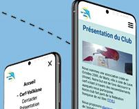 Cerf-Vol'Aisne site internet